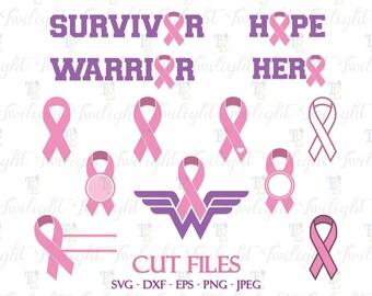 Awareness Ribbon SVG Files, Cancer Awareness Ribbon SVG Files, Awareness Ribbon Cut Files, Cancer Awareness Ribbon Cut Files, 0078