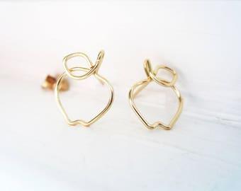 Apple jewelry Etsy