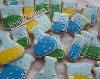 Science lab cookies 12ct