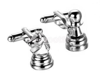 Chess Cuff Links