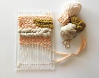 Medium * Modern Acrylic Lap Loom