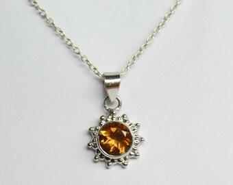 925 Sterling Silver Pendant,tiny pendant jewelry,Unique pendant,Natural Top Quality pendant.