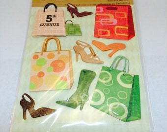 Pocket Letter Supplies / Stickers