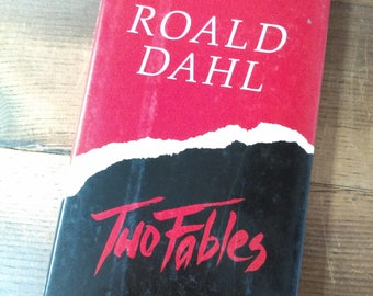 Roald Dahl Two Fables Illustrated by Graham Dean