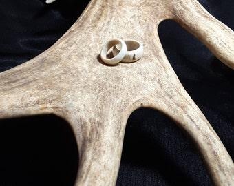 Fallow Deer Antler Ring
