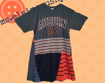 Auburn University Women's Apparel, Auburn, Tailgate Clothes, Alumni, Auburn Swing Shirt, Graduation Gift, Auburn Tigers, Auburn Tailgate