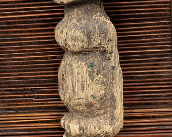 ERODED FRAGMENT.  Weathered and Eroded DOGON figure