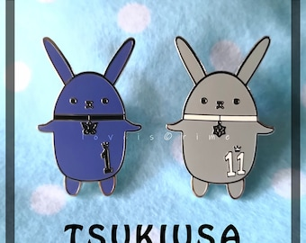 Tsukiuta. - Tsukiusa Enamel Pin