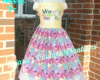 We're All Mad Here Dress