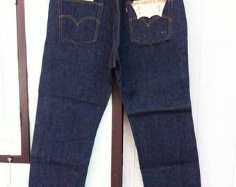 Vintage Levi's 501 Big E A Type  W42 L33 Deadstock