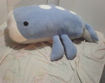 Giant Wailord Pokemon Plush