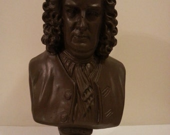 Musical Composer Bach Statue - Has been Repainted