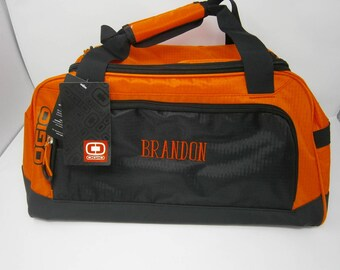 OGIO Breakaway Duffel, Personalized Duffle, Monogrammed Duffle, Ogio Duffle, Custom Duffle, Duffle Bags, Personalized Gym Bag