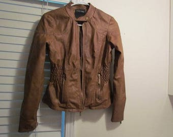 Women's Light Brown Jacket