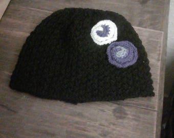 Ladies cloche style hat