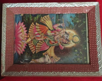 Authentic Hindun prints from the 1930's-40's