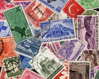 Pakistan Stamps, 30 Diff, Pakistan Postage Stamps, Postage Stamps, Stamps, Asian stamps, Asia postage stamps, Asia