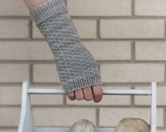 Cataleen Mitts - Knitting Pattern PDF