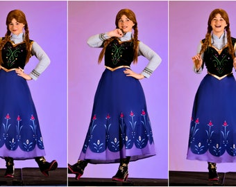 Princess Anna Print Three Pack