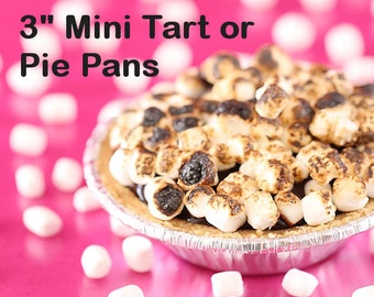 Petite tarte aux boîtes, 3» Mini tarte casseroles, Mini vacances Pie casseroles, une Mini feuille Noël tarte casseroles, Mini feuille cuisson casseroles, casseroles jetables Mini tarte (24)