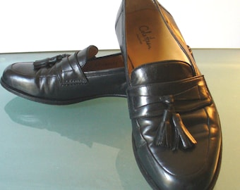 Cole Haan Men's Dress Tassle Loafers Made in Italy Size 9US