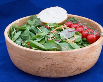 Food Safe Wood Bowl
