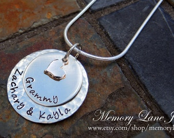 You Have My Heart Necklace - Sterling Silver Heart Charm