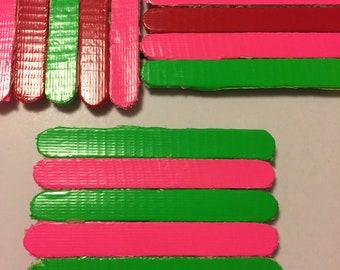 Colorful Coasters