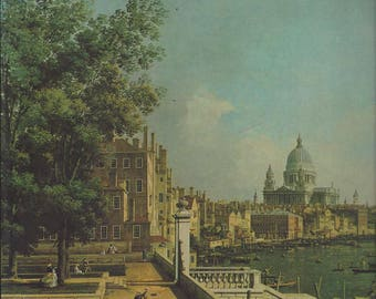 CANALETTO Colour Library of Art Paperbacks