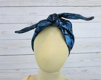 SALE - Mermaid Headwrap