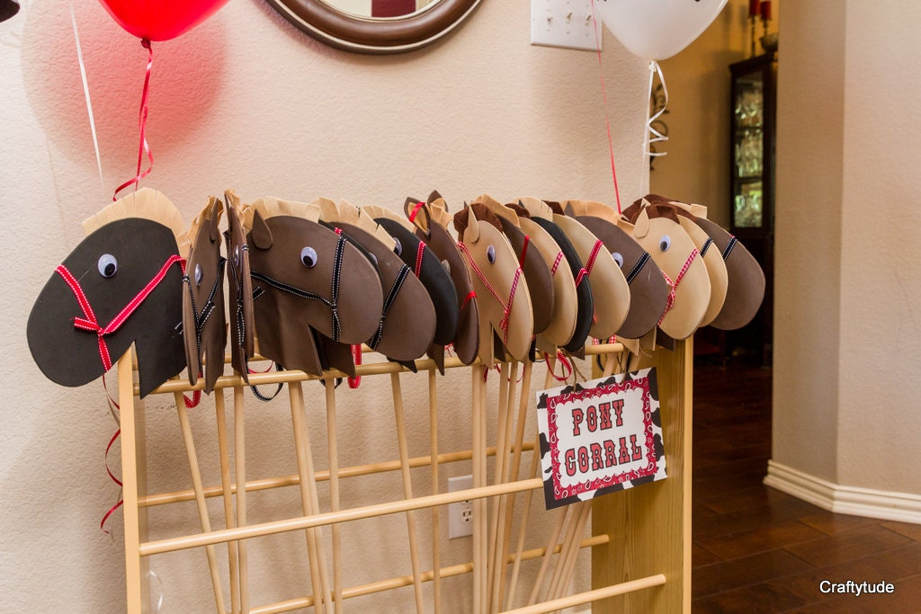 Horse Craft Ideas For Adults