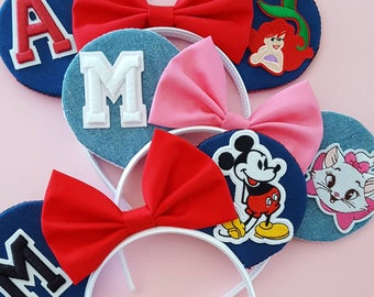 Letterman Mouse Ears