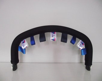 Taggy Bumper bar cover to fit Bugaboo Cameleon 1/2/3 Frog Donkey Buffalo