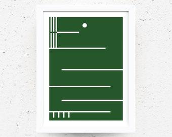 SNAKE Print - Animal Art Poster - Kids Room Decor - Home Decor - Wall Art - Animal Graphic Print - Slither - Reptile