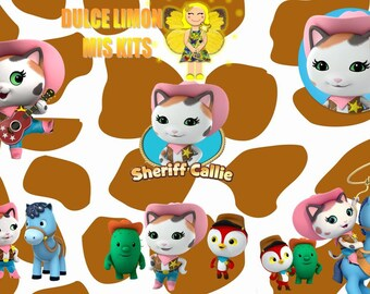 clipart sheriff callie!!!!