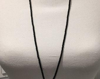 Long versatile necklace