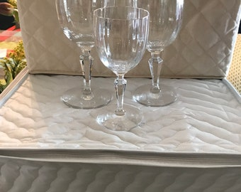 BACCARAT Crystal Glasses 40 pieces