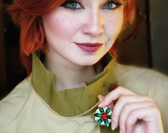 Anastasia Necklace Together in Paris Anya Romanov Once Upon A December