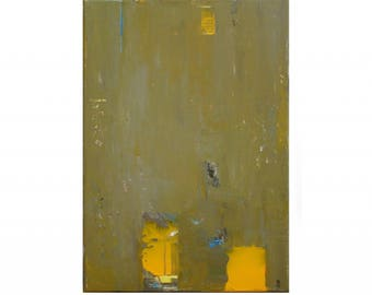 """contemporary abstract painting """"Absinthe"""""""
