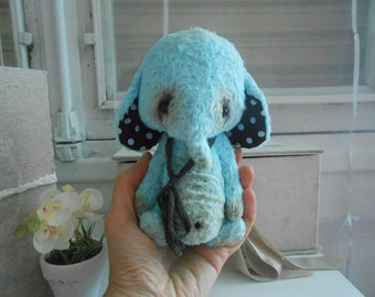 PDf File for Sewing pattern Elephant 7 Inch