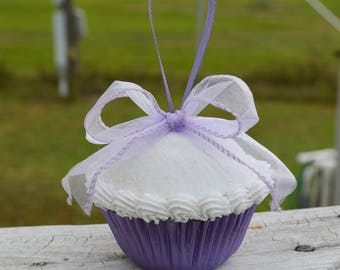 One Purple Cupcake (fake)