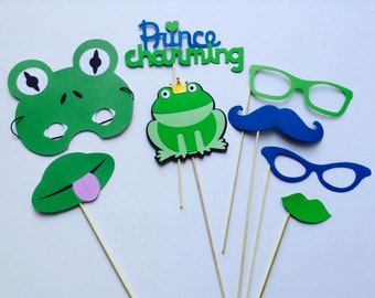 Prince Charming Photo Props