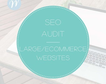 Manual SEO Audit - SEO Review | For Large/Ecommerce Websites, Technical Website Audit, Website Review, Website Report, SEO Plan & Strategy