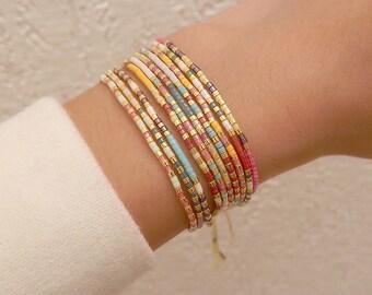 bracelet perle miyuki