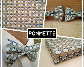 """""""Cheek"""" bow tie collection costume adult/men/young man/teen/child/baby bag"""