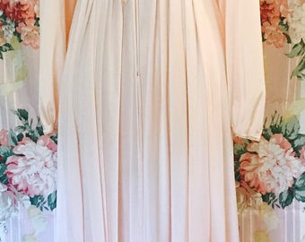 Beautiful Pale Buff Claire Sandra by Lucie Ann Nightgown