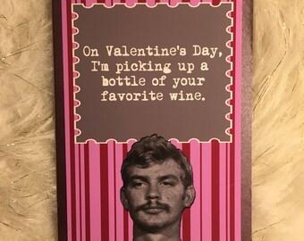 Jeffrey Dahmer Valentine serial killer