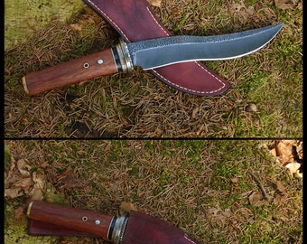 Whido knife Handmade Made in Italy Druid 01