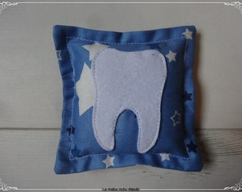 Mini pillow with tooth pillow