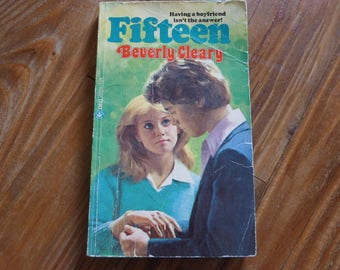 BEVERLY CLEARY Fifteen - paperback